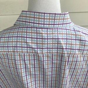 Robert Graham Shirts - Robert Graham XXL Men's Long Sleeve Dress Shirt
